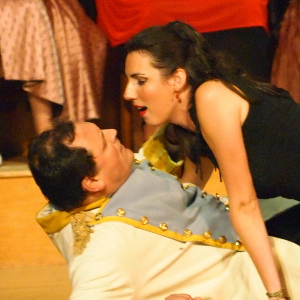 Carmen - Adriana Festeu and Phill Abbott